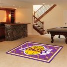 Los Angeles Lakers Rug 5x8 60x92