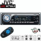 JVC® AM/FM/CD RECEIVER