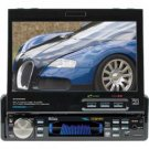 BOSS 7 Motorized Single-DIN Touch Screen Widescreen Monitor/Receiver""
