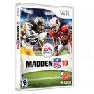 Madden NFL 10 Wii