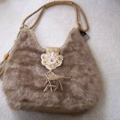 WOSSIVO Ladies hand bag Camel