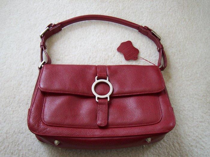 Ladies hand bag Ox blood