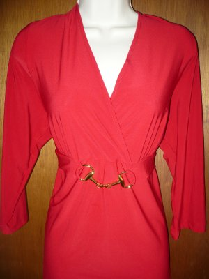 2x Red sexy shirt