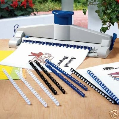 COMB BINDING MACHINE~BOOK REPORT~SCRAPBOOKING~OFFICE~HOME