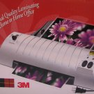 "3M SCOTCH 9"" THERMAL LAMINATOR~LAMINATING MACHINE~TL901"