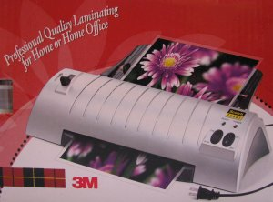 "3M SCOTCH 9"" THERMAL LAMINATOR~LAMINATING MACHINE~TL901"
