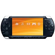 PlayStation Portable PSP-2001 Slim, Piano Black