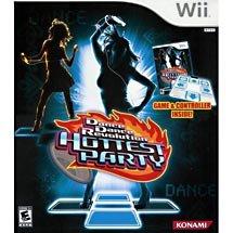 Dance Dance Revolution Hottest Party Bundle Wii