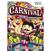 Carnival Games Wii