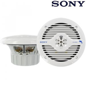 "6.5"" MARINE 2-WAY SPEAKERS"