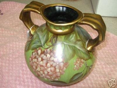 Ceramic Floral Jug