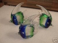 Decorative Glass Fish