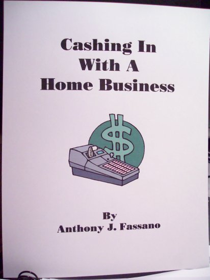 Cashing In With a Home Business