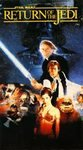 Star Wars: Return Of The Jedi VHS