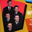 "Jake Hess and the Imperials: Blends And Rhythms 12"" Vinyl LPS 1784"