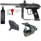 Kingman Spyder 07 Sonix Paintball Gun Value Pack
