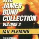 JAMES BOND COLLECTION VOL. 2. Three BOND audiobooks