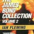 JAMES BOND COLLECTION VOL. 2. Three BOND audiobooks