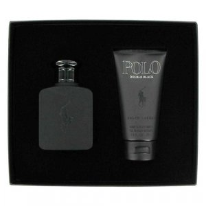 Polo Double Black Gift Set by Ralph Lauren for Men