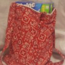 Red Handkerchief Pattern Tote Bag