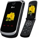 LG MG810D Zafiro Unlocked GSM Cell Phone - 1.3 Megapixel Camera