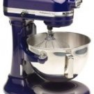KITCHENAID 5QT. PROFESSIONAL MIXER COBALT BLUE