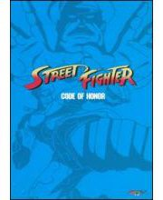 Street Fighter 1 Code Of Honor DVD
