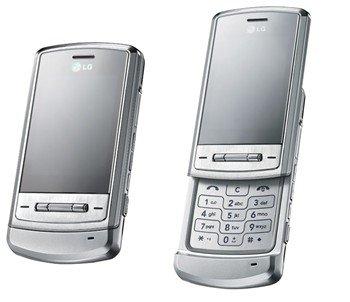 LG KU970 Triband 3G Unlocked GSM Cell Phone
