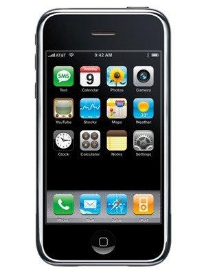 APPLE IPHONE 8GB UNLOCKED QUAD BAND PHONE PDA