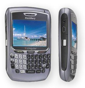 BlackBerry 8700c GSM Unlocked Cell Phone