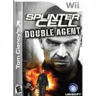 Tom Clancy's Splinter Cell Double Agent Wii