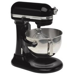 KITCHENAID 5QT. PROFESSIONAL MIXER BLACK