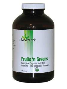 Fruits 'n Greens Powder 180 gms