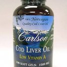 Cod Liver Oil - Low Vitamin A 300 gels