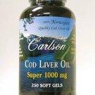 Super Cod Liver Oil -  250 gels