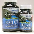 Super Omega 3 Fish Oil Concentrate - 100 gels