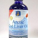 Arctic Cod Liver Oil Liquid - Strawberry 8 oz