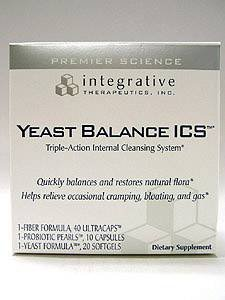 Yeast Balance ICS� 1 kit