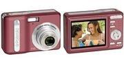 Polaroid 7 MP i733LP Digital Camera, Pink