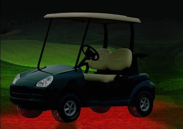 GOLF CART LED KIT - COLOR CHANGING