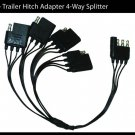 Trailer Hitch Adapter 4 -way  Splitter