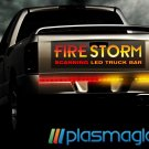 FIRESTORM SCANNING LED TAILGATE BAR -  48INCH