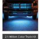2.1 MILLION COLOR LED UNDERCAR KIT(TRUCKS)