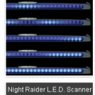 NIGHT RAIDER LED SCANNER