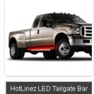 "HOTLINEZ LED TAILGATE BAR(VARIOUS COLORS 60"")"