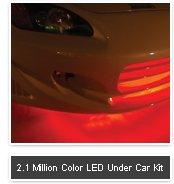 2.1 MILLION COLOR LED UNDERCAR KIT(CARS)