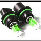 Green Xenon-Krypton Headlight Bulbs- 10year warranty