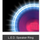 LED Speaker Rings