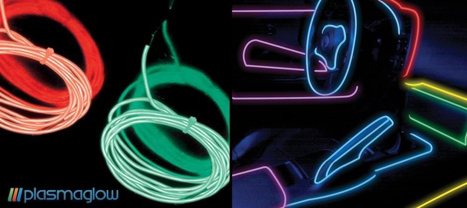 NEON GLOWIRE - 10 FOOT- green