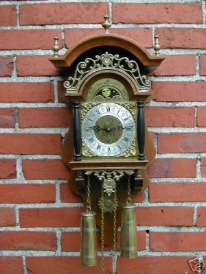 Dutch Wall Clock